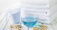 3. Kurangi penggunaan deterjen sabun mandi