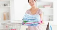 5. Jangan mencampur pakaian lain