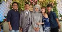 Gisel sempat hadir ke pernikahan 'Si Mba' tanpa ditemani Gading