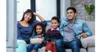 2. Keluarga pecinta movie marathon