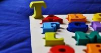 4. Puzzle huruf angka