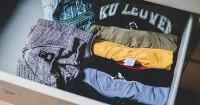 2. Pakaian ganti
