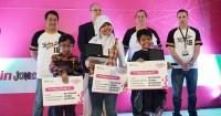 Anak 10 Tahun Ini Menjuarai Kompetisi Bahasa Inggris Tingkat Nasional