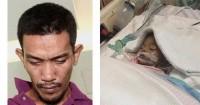 Hukuman 40 Tahun Pemerkosa Bayi, Orangtua Merasa Puas