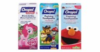 6. Orajel Training Toothpaste