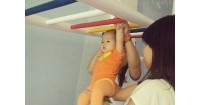 Baby Jumper Gym
