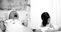 3. Cici Panda melahirkan bayi perempuan - 15 November