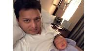 2. Istri Moreno Soeprapto melahirkan bayi perempuan - 11 November