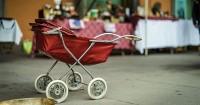 Ma, Ini 5 Alasan Bayi Rewel Saat Berada Dalam Mal