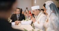 Sempat Ulangi Ijab Kabul, Ini 5 Fakta Pernikahan Ge Pamungkas & Istri