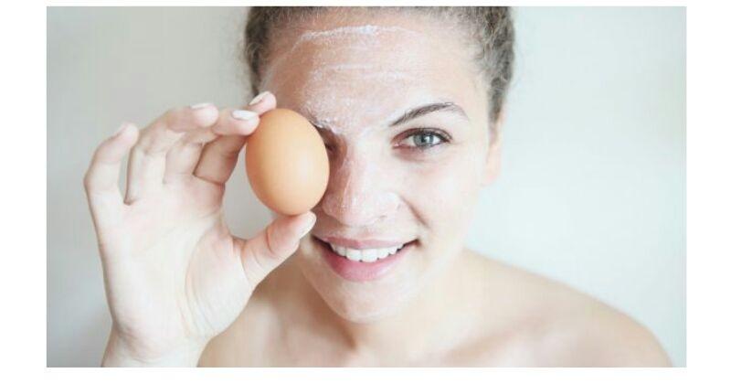 5 Cara Membuat Masker Putih Telur Kaya Manfaat Popmama Com