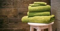 5. Persiapkan seprai serta handuk lain membersihkan diri