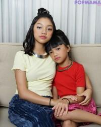 6.Kini Naura telah beranjak remaja, perubahan apa paling dirasakan Mama Nola