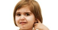 5. Infeksi telinga tengah (otitis media)