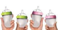 6. Comotomo Baby Bottle