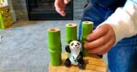 5 Mainan Bambu Menarik Dimainkan Anak