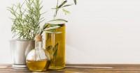 2. Menggunakan minyak zaitun