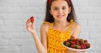 1. Buah sayur kaya vitamin C