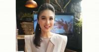 Simak Alasan Sandra Dewi Tak Pernah Keras Raphael