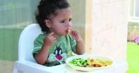 1. Biasakan makan sehat