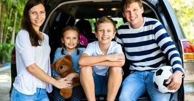 5 Tips Liburan Road Trip Lancar Seru Bareng Keluarga