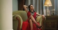 4. Ruffle dress