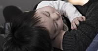 Melatih Bayi Anak-anak tentang Self-Soothing