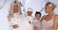 Rayakan Natal, Khloé Kardashian Gunakan Pakaian dari Desainer Lokal