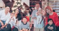 Potret Menggemaskan Natal Pertama Sea Dedari, Anak Kedua Sharena Delon