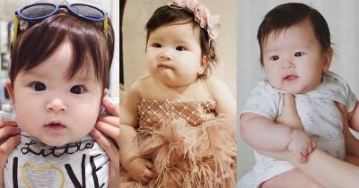 Jadi Sorotan Netizen, Ini 7 Potret Lucu Anak Samuel Zylgwyn dan Franda