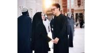 4. Repost unggahan lama sang istri