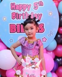 4. Kado spesial dari Ria Ricis ulang tahun Bilqis