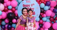 Ingin Bahagiakan Anak, Ayu Ting Ting Rayakan Ulang Tahun Bilqis ke-5