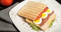 6. Telur roti panggang