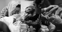 Jelang Malam Tahun Baru, Sheza Idris Melahirkan Anak Pertama