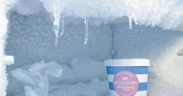 6 Cara Bersihkan Bunga Es pada Lemari Pendingin   Popmama.com