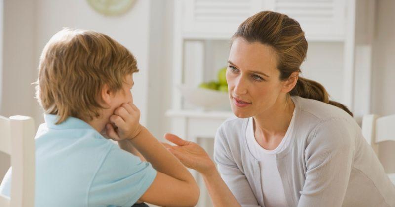 1. Ajak bicara luangkan waktu anak