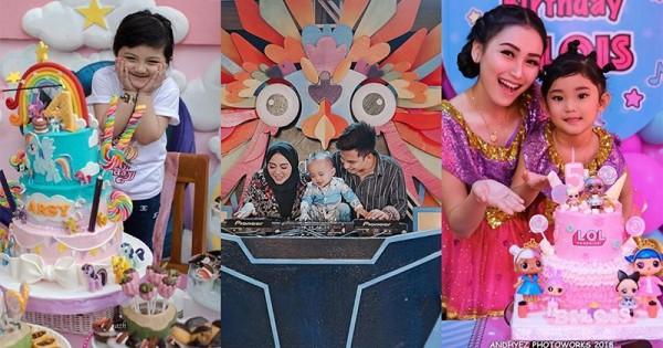 Berkesan 5 Konsep Ulang Tahun Anak Anak Ini Bisa Menjadi