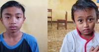 Kehilangan Orangtua Akibat Longsor, Hengki & Farel Diasuh Ridwan Kamil