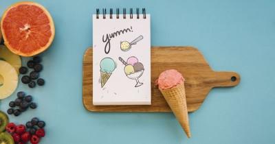 Ide Resep 'Es Krim' Homemade yang Aman untuk Bayi