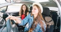6. Menjaga sirkulasi udara bersih dalam kendaraan