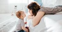 2. Ajarkan si Kecil bernapas melalu mulut
