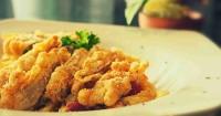 4. Ikan dori saus madu