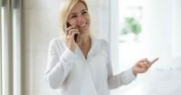 1. Hindari menelepon terlalu sering