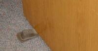 3. Door stopper
