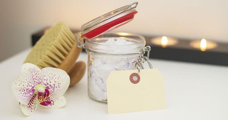 3. Lilin aromaterapi