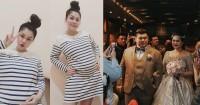 Sebulan Menikah, DJ Katty Butterfly Sudah Hamil Anak Pertama