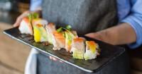 Ngidam Cari Tahu Dulu Jenis Sushi Aman Dikonsumsi saat Hamil