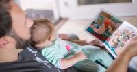 Membaca Buku Bayi Ternyata Banyak Manfaatnya, Ma