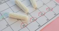4. Menstruasi tidak teratur